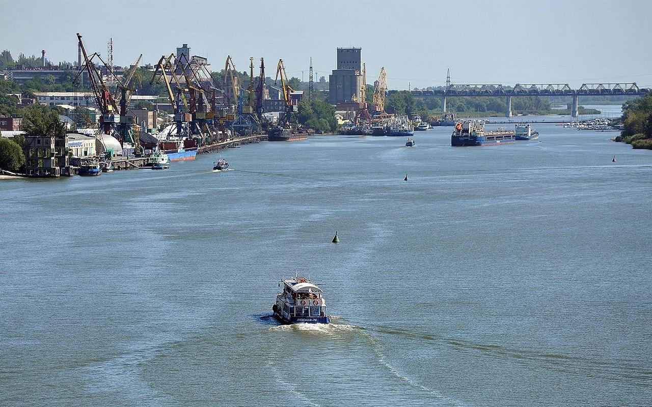 Грузооборот донских портов за пять лет вырос на 21%